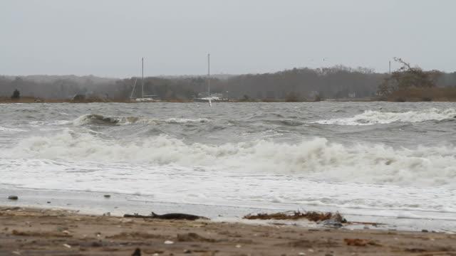 High tide after Hurricane Sandy
