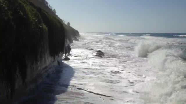 High tides in Encinitas