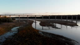High Trestle Trail Bridge over the Des Moines River
