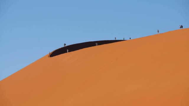Highest Sand dune in Namibia