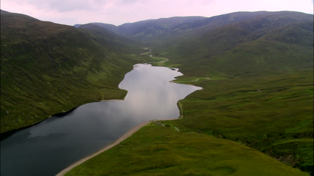 Highlands Around Loch Monar