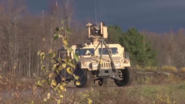 Highlighting the capabilities of Fort Drum's live fire range Range 44