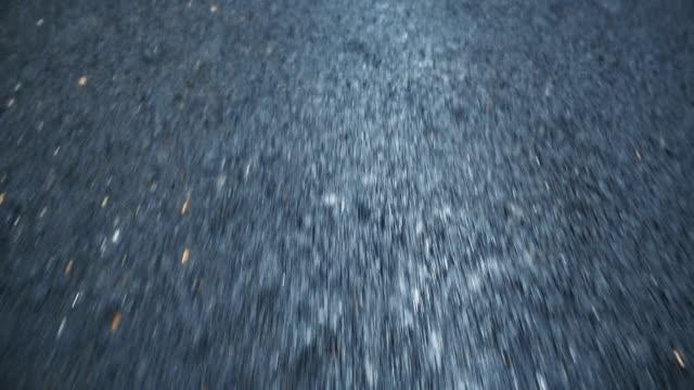 "vídeos de stock, filmes e b-roll de alta velocidade carro "" pov de uma estrada de asfalto - pista asfaltada"