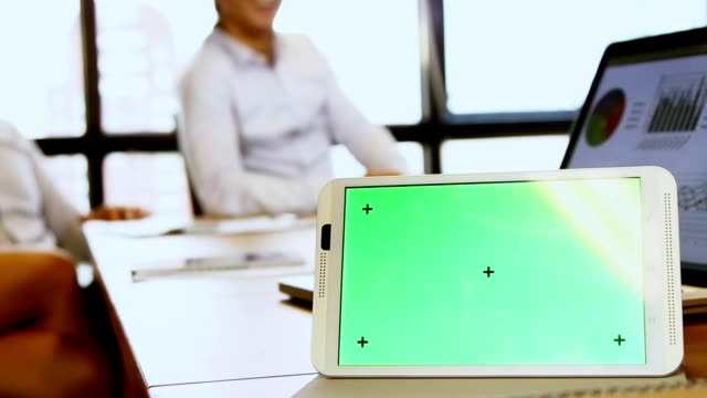 high-tech meetings : creative team of business full hd video format. - full hd format stock videos & royalty-free footage
