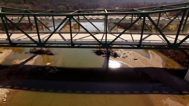 Highway 67 Bridge in Cleburne, Texas on Brazos River