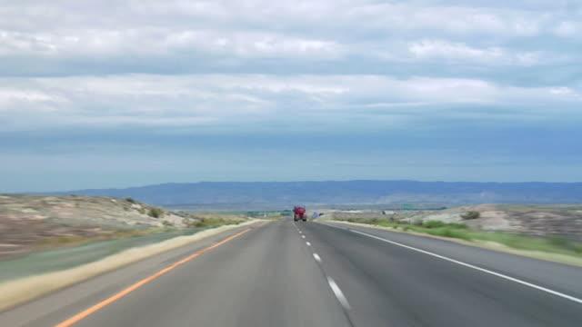 highway 駆動部品 01 - 追いかける点の映像素材/bロール