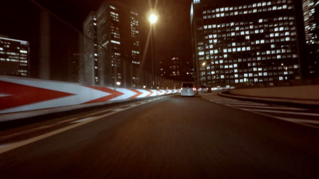 highway  junction at dusk - 4k- - close to stock videos & royalty-free footage