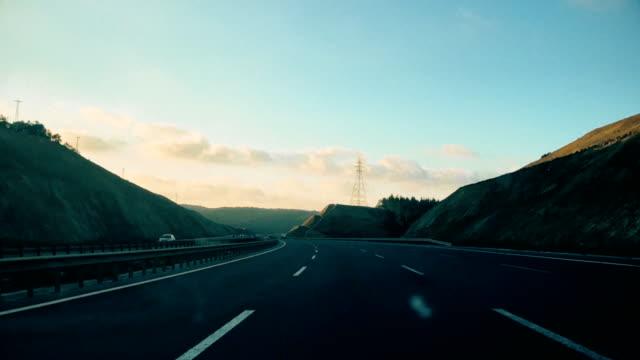 Highway Zeitraffer