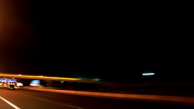 highway timelapse - fast motion stock videos & royalty-free footage