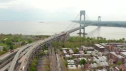 Highway transportation system in New York