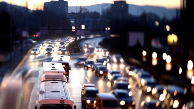 highway - bulgaria stock videos & royalty-free footage