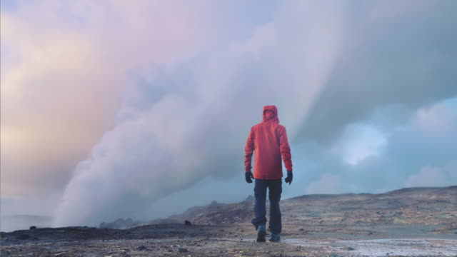 Hiking Iceland Cinemagraph - Home away from Home