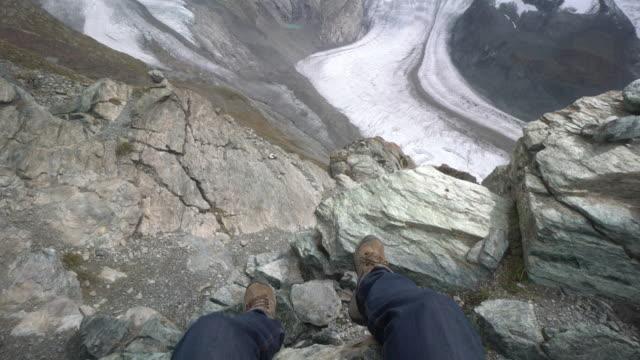 CNEUCIT1148 Wandern in Aletschgletscher in der Schweiz