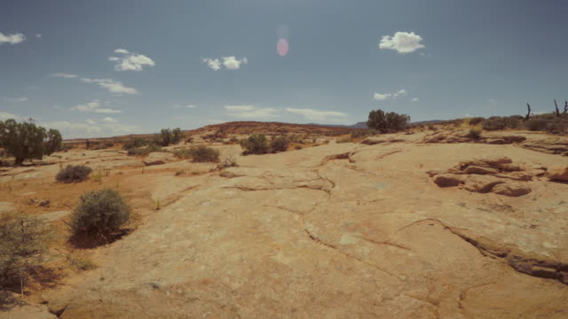 POV hiking in the desert: Grand Staircase Escalante National Monument