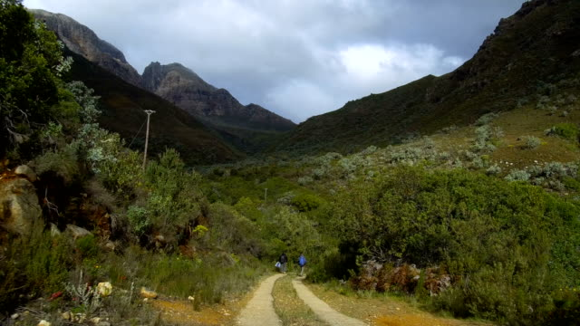 Hiking in Western Cape Province, South Africa