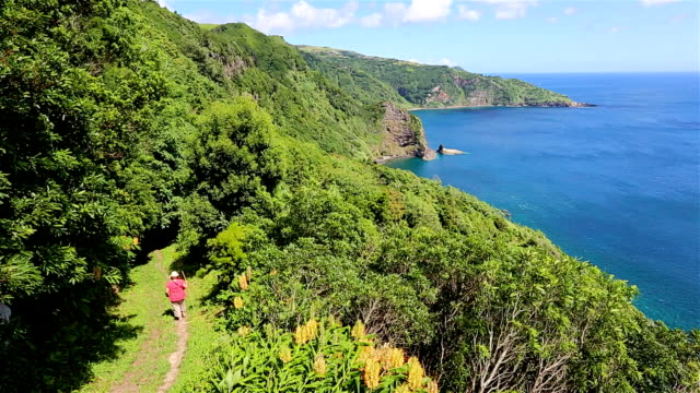 Hiking of the Azores - Flores Island