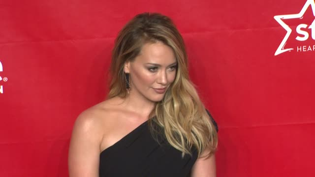 Hilary Duff at 2014 MusiCares Person of The Year Honoring Carole King at Los Angeles Convention Center on in Los Angeles California
