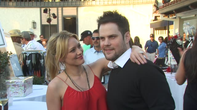 Hilary Duff Mike Comrie at the Third Annual George Lopez Celebrity Golf Classic 2010 Audi quattro Cup at Toluca Lake CA