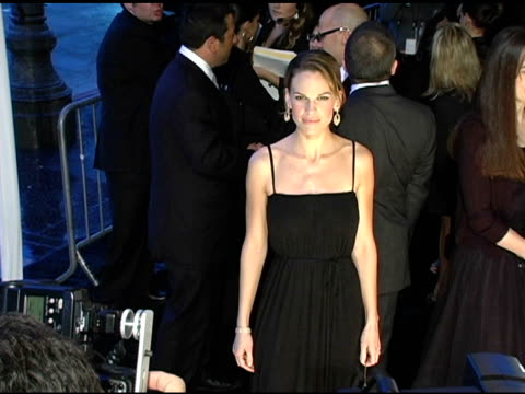 hilary swank at the 2005 critics' choice awards at the wiltern theater in los angeles, california on january 10, 2005. - hilary swank stock videos & royalty-free footage