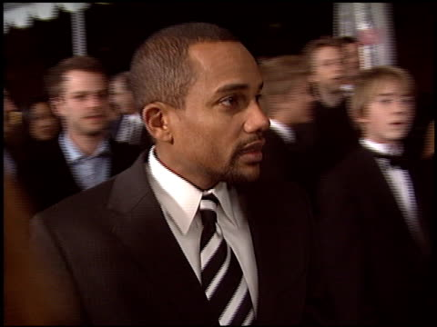 Hill Harper at the 2005 People's Choice Awards at the Pasadena Civic Auditorium in Pasadena California on January 9 2005