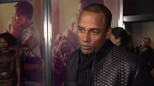 INTERVIEW Hill Harper on why he feels Loving is still a relevant story today and what he hopes the audience take away from the film this year at...