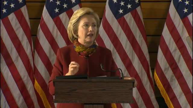 hillary clinton says that authorities in san bernardino california acted with speed and courage to prevent even more loss of life says that the... - weapons of mass destruction stock videos & royalty-free footage