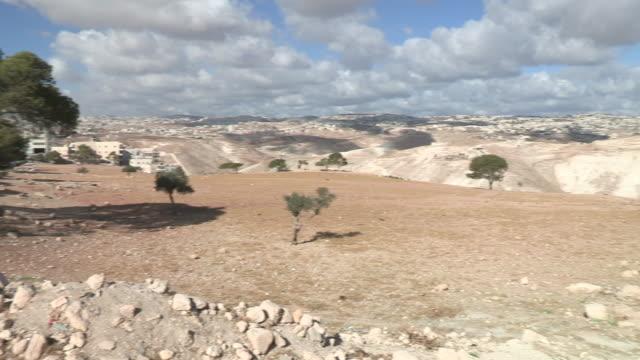 Hills, Jerusalem, Israel