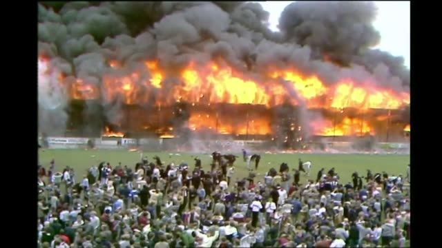 World's Best Bradford City Stadium Fire Stock Video Clips ...