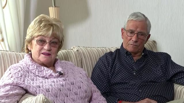 South Yorkshire Police faces lawsuit from families of victims Gloria and Brian Benson interview SOT can get on with a bit of life can carry on now 27...