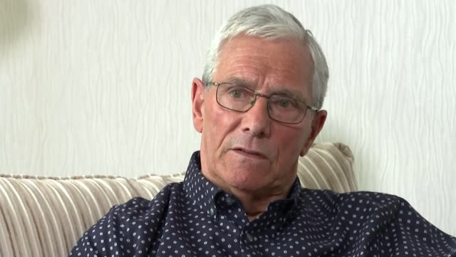 South Yorkshire Police faces lawsuit from families of victims INT Brian Benson interview SOT all they were asking and they could see the state I was...