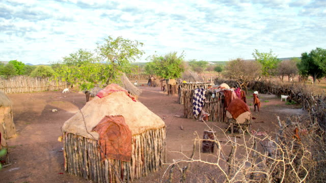 WS Himba Village
