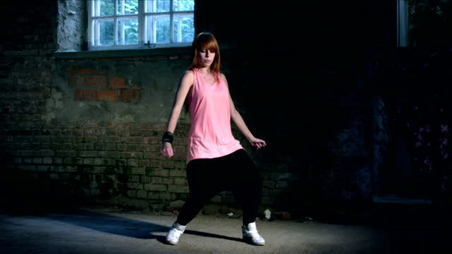 hip hop dancer - modern dancing stock videos and b-roll footage