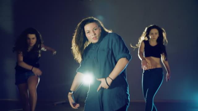hip hop dancing - dance studio stock videos & royalty-free footage