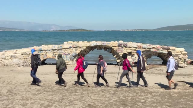 A historic 709kilometer route in Turkey's Aegean province of Izmir that connects ancient Greek Ionian footways awaits visitors who want to enjoy...