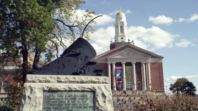 Historic CT Statehouse