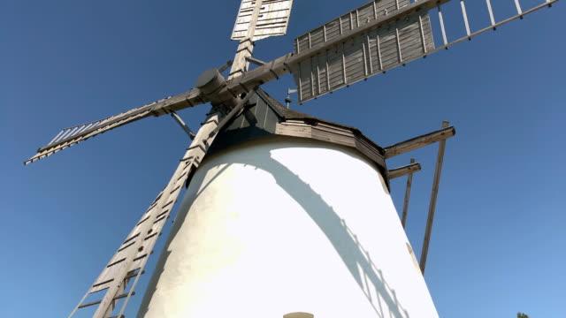 historic flour mill - flour mill stock videos & royalty-free footage