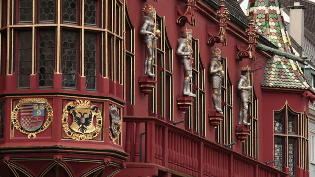 CU Historic Kaufhaus at old town / Freiburg, Baden-Wurttenberg, Germany