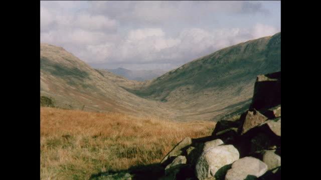 montage historic stonehenge landscape / uk - stonehenge stock videos and b-roll footage