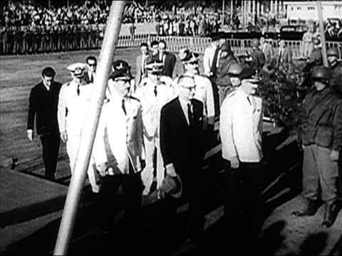 1963 - history of 20th century argentina - dictator stock videos and b-roll footage