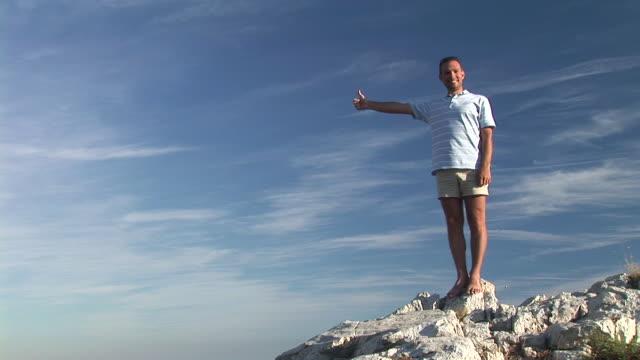 HD: Trampen auf die Berge