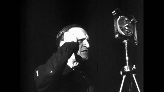 hitler in harbor seeing off steamship / german children on the steamship deck / joachim von ribbentrop / belgia's leon degrelle / francois de la... - 1934 stock videos & royalty-free footage
