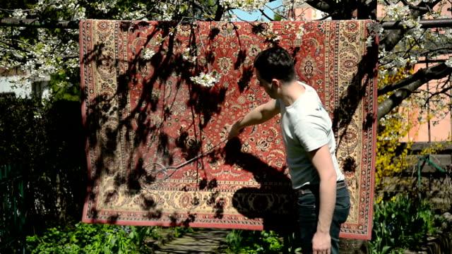Hitting the carpet