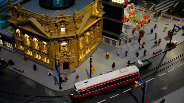 Hockey Hall of Fame made with lego bricks Legoland Discovery Centre is an indoor family attraction chain operated by British leisure group Merlin...