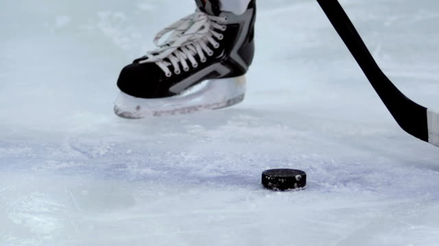 Hockey Player Skates