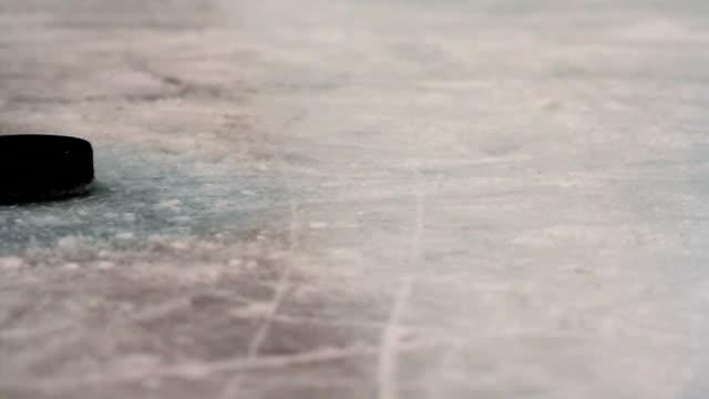 Hockey Puck Background
