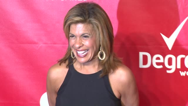 hoda kotb at 2014 musicares person of the year honoring carole king at los angeles convention center on in los angeles california - musicares foundation stock videos & royalty-free footage