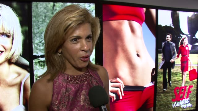 hoda kotb on moving forward after cancer and the meaning behind her 'forever' ring. at the self magazine women doing good awards at new york ny. - eternity stock videos & royalty-free footage