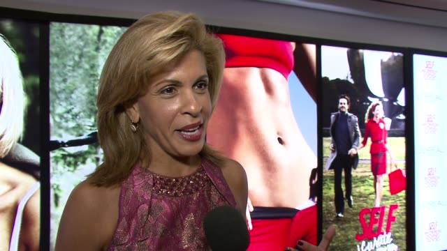 hoda kotb on this being one day to honor those who spend 364 other days of the year giving to others around their community. at the self magazine... - hoda kotb stock videos & royalty-free footage