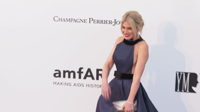 Hofit Golan at the amfAR Cannes Gala 2019 Arrivals at Hotel du CapEdenRoc on May 23 2019 in Cap d'Antibes France