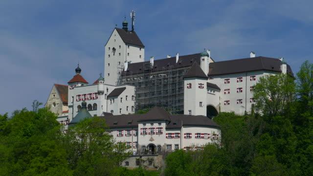 hohenaschau castle, aschau, chiemgau, bavaria, germany, europe - omkring 1100 talet bildbanksvideor och videomaterial från bakom kulisserna